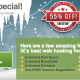 IX Web Hosting Holiday Sale